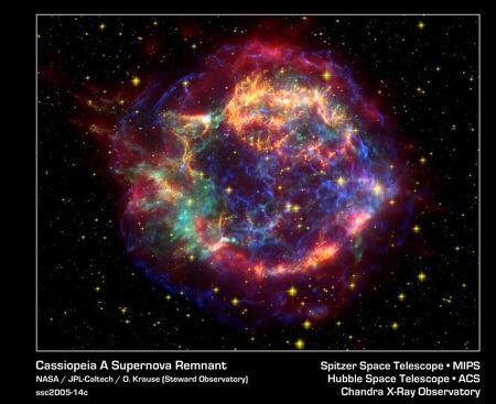 케플러보다 4일 빨랐던 조선의 초신성 관측
