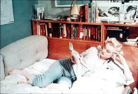 '섹스심볼' 메릴린 먼로가 읽은 책은 '율리시스'였다