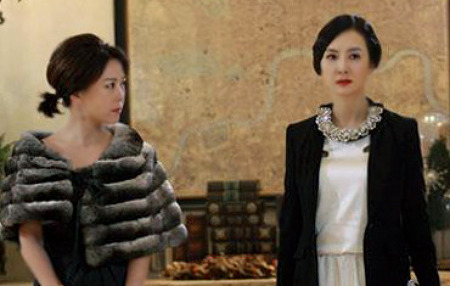 다섯 손가락 (1)-채시라의, 차화연을 위한 드라마