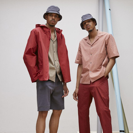 STUDIO NICHOLSON : 2019 SPRING/SUMMER COLLECTION