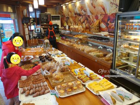 [의정부 빵집] 장발장 빵 훔쳐간 집. 맛있는 빵 많아요!