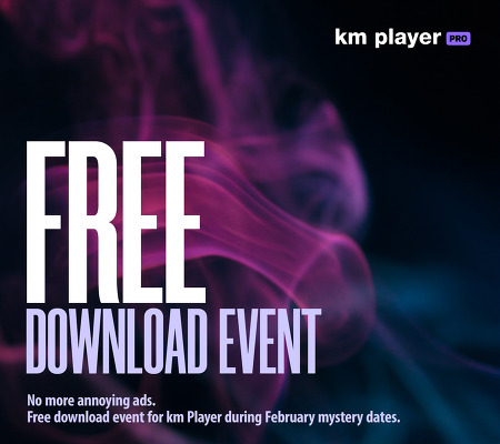 2019 km player Pro Free Download Event!
