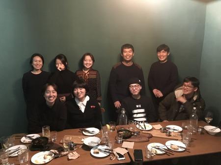 2018 YB OB 송년회!!!