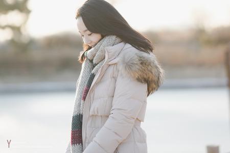 겨울 스냅촬영