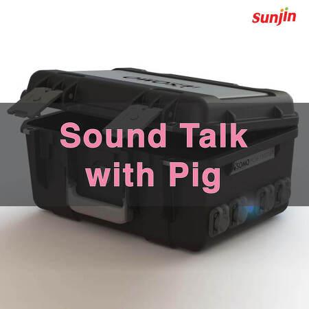 ICT 축산기술(2) - Sound Talk With Pig