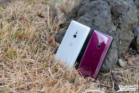 소니 엑스페리아XZ3 레드,실버 컬러 출시! 실물 색감 엄청나네