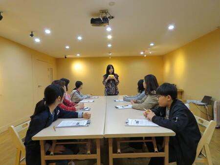 11기 아하!청소년운영위원회 '아하의 성교육을 체험하고 모니터링하다'