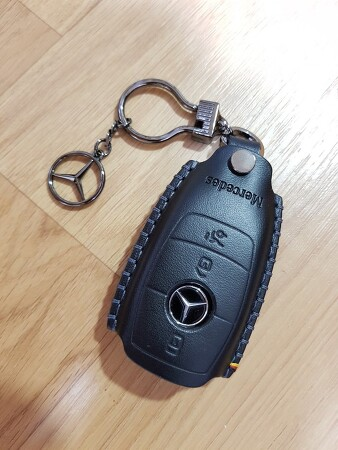 벤츠 키케이스 구매 후기(W213) 신형 E클래스