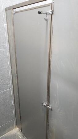 몰딩형 LPM 큐비클 화장실칸막이