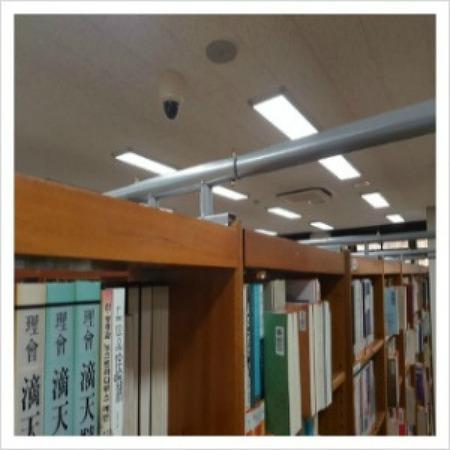 동산도서관 서가에 안전을 더하다.