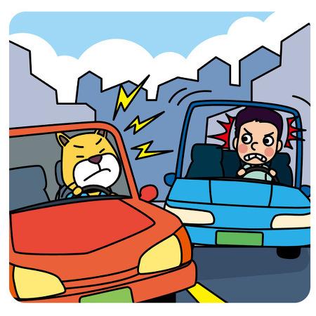(동대문) 난폭운전과 보복운전, 근절해야할 부끄러운 우리의 모습입니다.