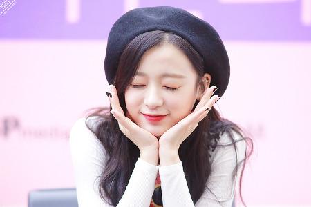 18.11.11 에이프릴 코엑스 팬싸인회 by. Zetta