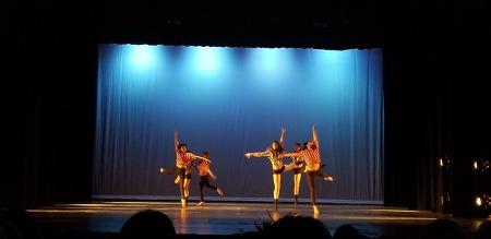 얼바인 유니버시티 고등학교 댄스 발표회