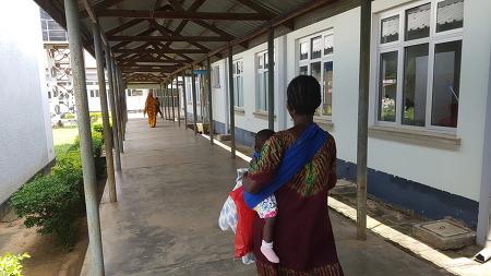 [탄자니아에서 온 편지] Baby celina의 Bombo 병원 방문기