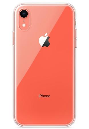 정품 아이폰XR 투명 케이스 애플스토어 판매 시작! 아이폰XR 케이스 진리?