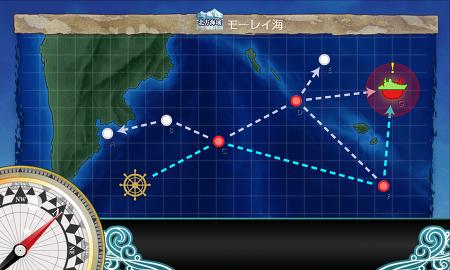 [칸코레-2기]3해역을 공략해보자!