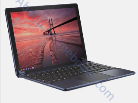 구글 - 지문인식스캐너가 내장된 크롬OS 태블릿 '픽셀북2' 유출