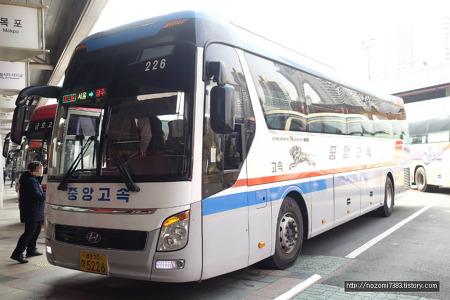 [중앙고속]18.11.16 센트럴(서울호남)->광주 중앙고속 탑승기