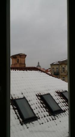 Vilnius 82_창 밖 풍경