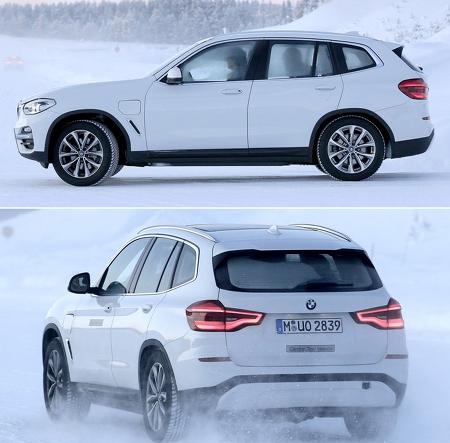 BMW X3 PHEV 내년 출격, 전기차 라인업 확장에 힘쓴다.