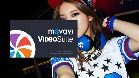 유튜버를 위한 동영상 편집프로그램, Movavi Video Suite 17