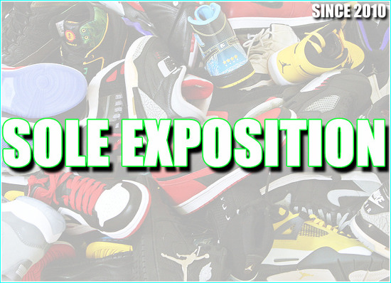 SOLE EXPOSITION - Twitter Open!!