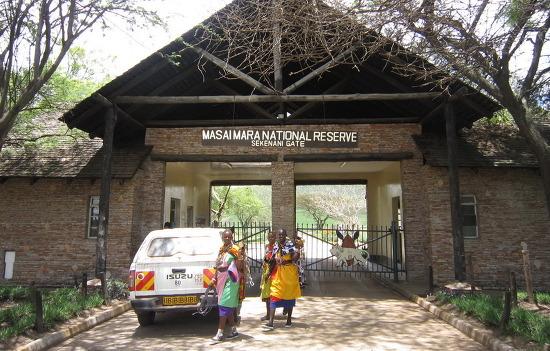 야생 동물의 천국 마사이 마라를 가다 : 아프리카 케냐, 탄자니아