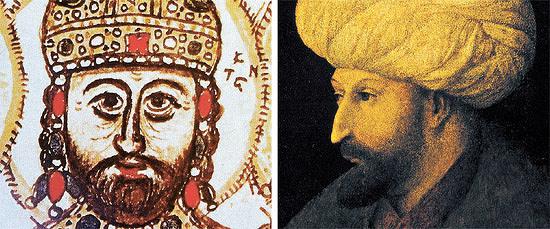 [중앙일보] 비잔틴의 최후, 그 속에서 리더십을 물었다