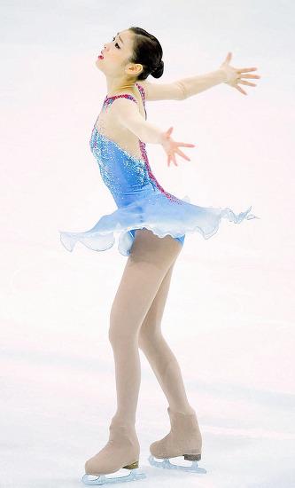 일본서 열린대회나 통할 아사다, 김연아 라이벌? 어림반푼