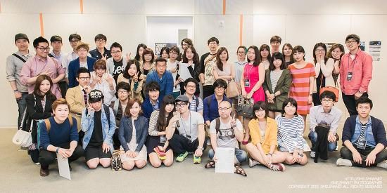 130518 Behance Portolio Reviews Seoul, Korea 비헨스 포트폴리오 리뷰 위크