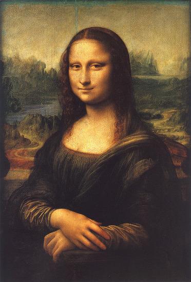레오나르도 다빈치가 그린 모나리자의 비밀
