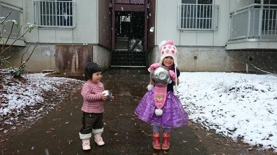 【日常】初雪(첫눈)
