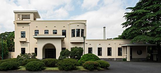 도쿄도 정원박물관 : 아사카노미야 저택