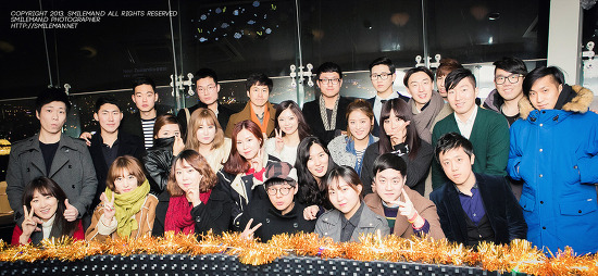 131221 Year End VIP Party / 월미달빛마루