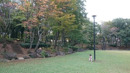 【日常】公園(공원)