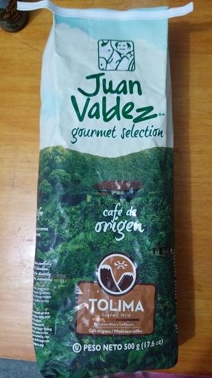 Cafe Juan Valdes 평
