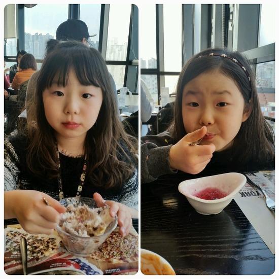 오랜만에 인사드려요 두자매 어뭉이예요~^^