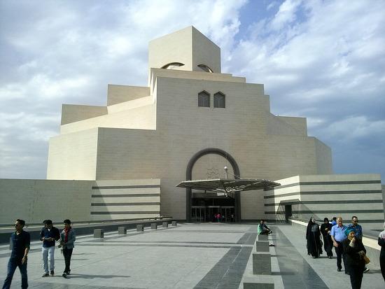 카타르, 도하 - 이슬람 예술 박물관(Museum of Islamic Art, Doha, Qatar) 1