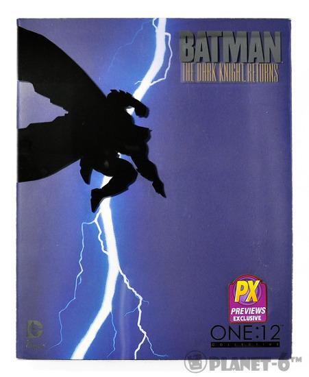One:12 컬렉티브 PX - 다크나이트 리턴즈 배트맨
