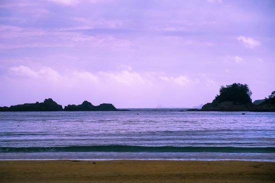 가을엔 분위기있는 해변에서 산책하기 경남 남해 상주은모래비치