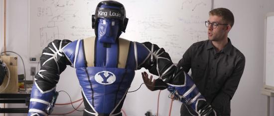 로봇의 새로운 패러다임 '소프트 로봇'