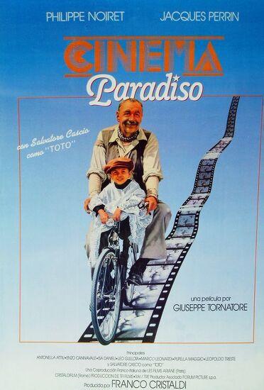 시네마 천국 (Cinema Paradiso , 1988)
