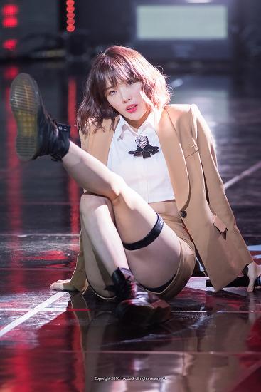 우주소녀(WJSN, 宇宙少女), 루다 (LUDA): 업치락(UP! CHEER! 樂) 콘서트