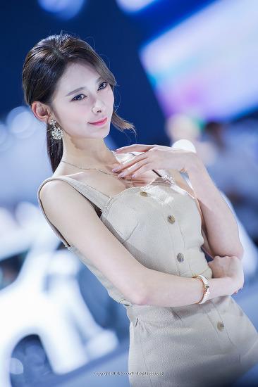 레이싱 모델, 서한빛: 2018 부산국제모터쇼 #2