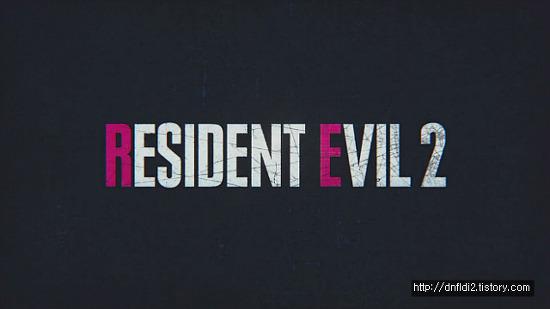 [PS4] 바이오하자드 RE:2 _ 여기 애들은 도무지 죽지를 않네.