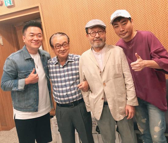 장수상회 출연하는 이순재 & 신구, 두시탈출 컬투쇼 출연!