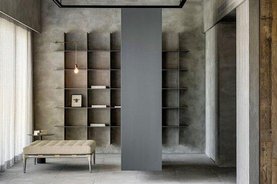 *미니멀리즘-중국 송왕조의 미학의 정교함, 일본 전통 미학이 어우러진 주택-[ Wei Yi International Design Associates ] Din-a-ka