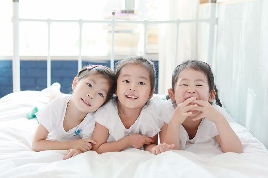 [대전우정사진] 꼬마 숙녀들의 우정촬영