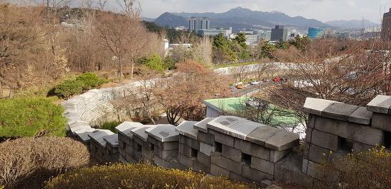 서울여행 다산성곽길