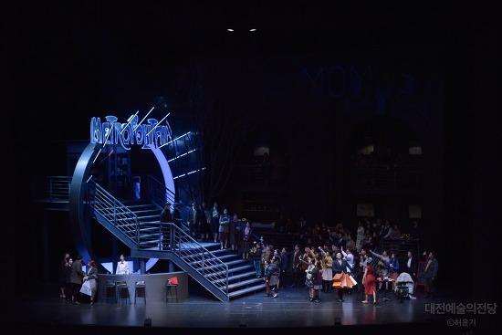 대전예술의전당 개관15주년 기념 <오페라 라보엠> 2막 - 사랑은 움직인다
